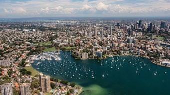Sydney Harbour Hotspot