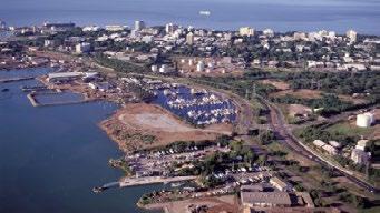 Darwin booming city